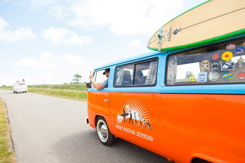 Caravaning co to